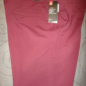 UNDER ARMOUR GOLF DRESS SHORTS MEN NWT $64.99